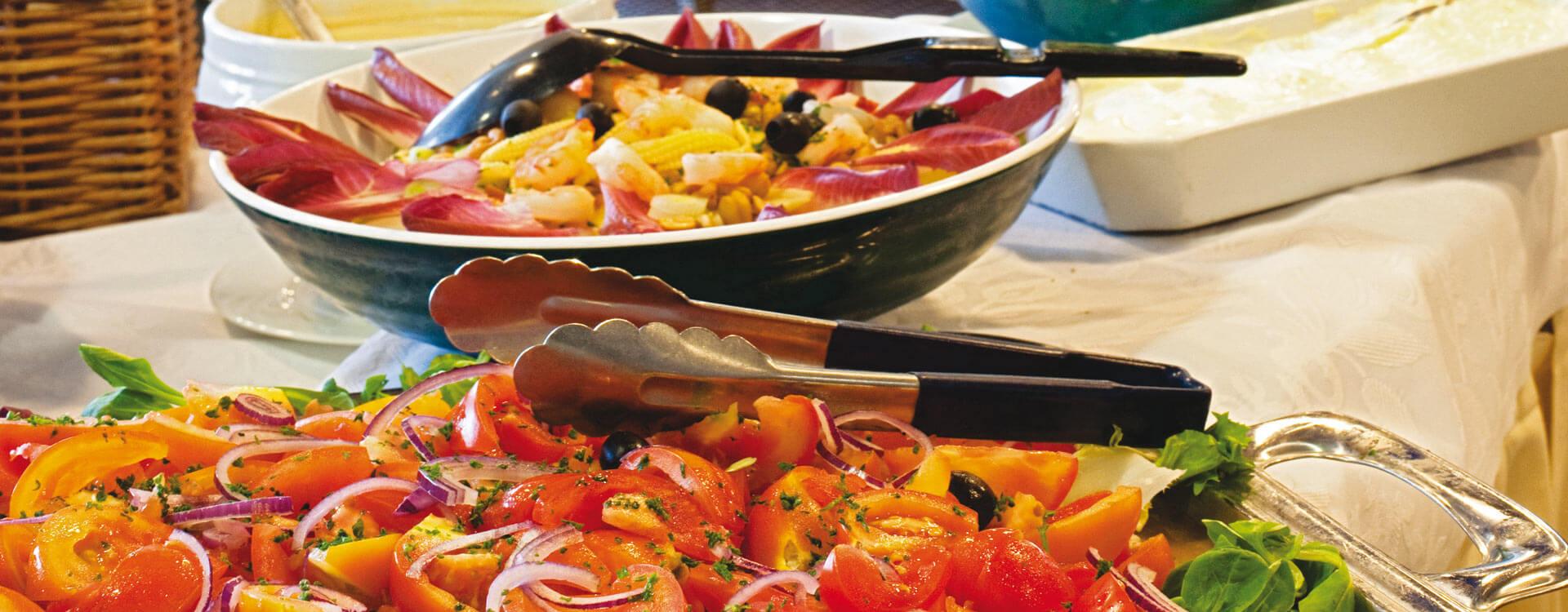 buffet hotel club plein sud a hyeres
