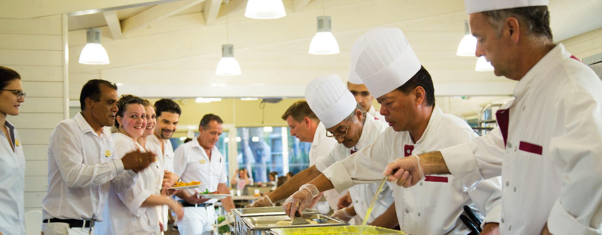 chefs restaurant hotel plein sud