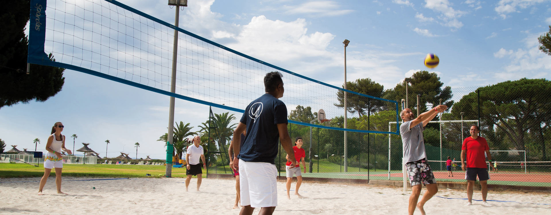 beach volley a hyeres