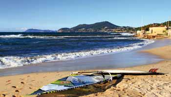 kite surf hyeres