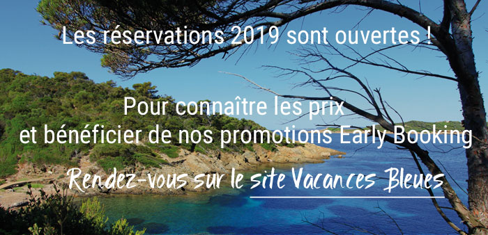 ouverture reservations 2019